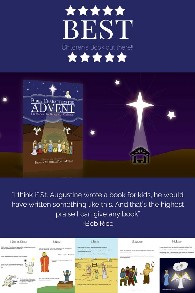 Praise for Bible Characters for Advent