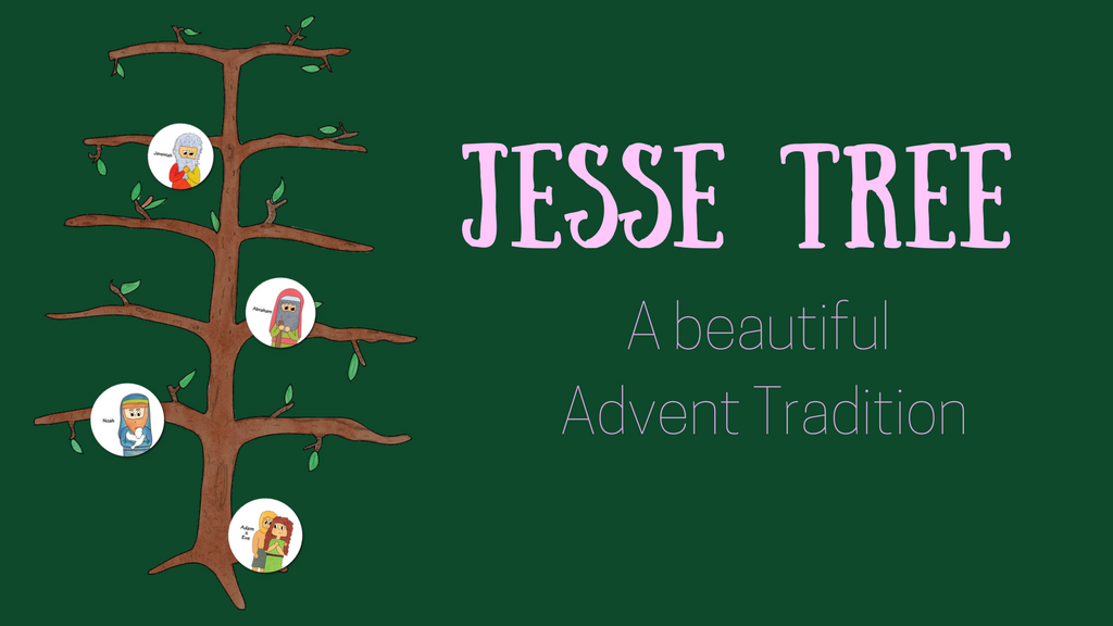 Jesse Tree: A Beautiful Advent Tradition