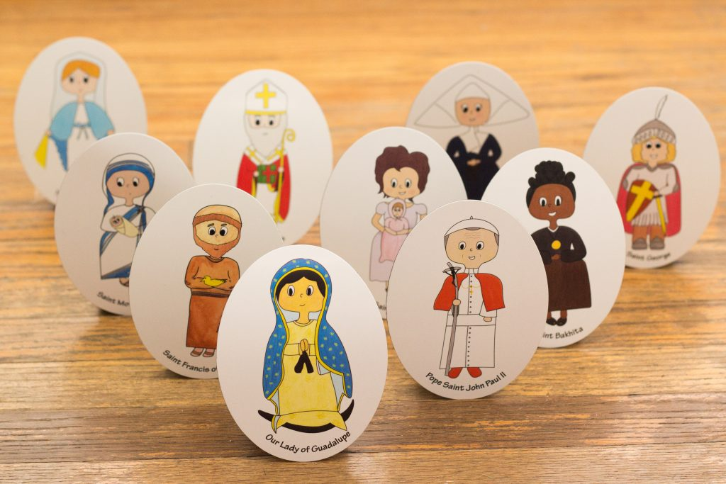 Magnets of the Saints