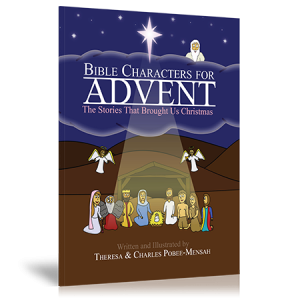 Bible Characters for Advent - book